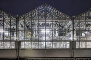 UTAustin NHB Greenhouse