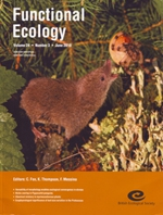 Young et al. 2010. Morphological diversity and ecological similarity. Functional Ecology 24: 556-565.