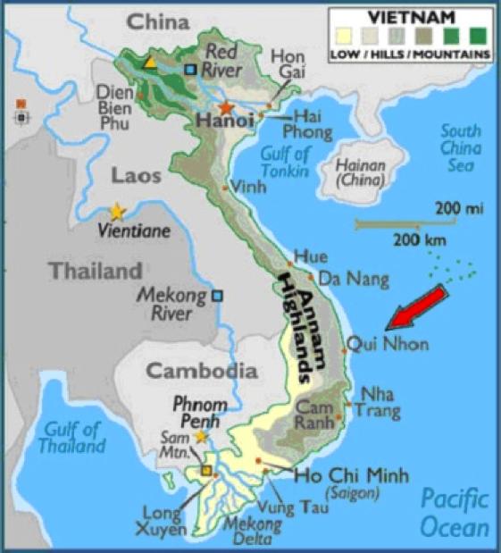 Map Viet Nus 2017