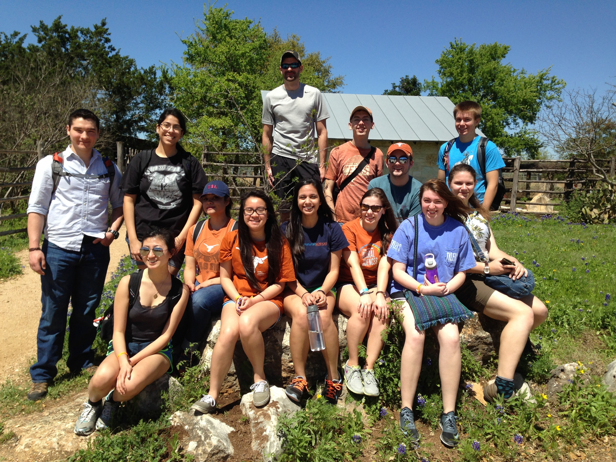 Class of 2015 - Ladybird Johnson Wildflower Center