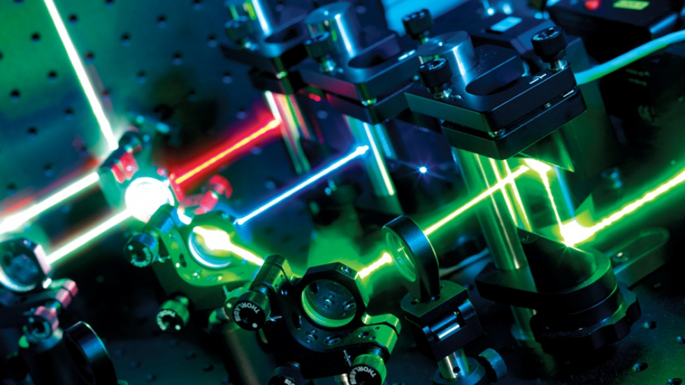 single-molecule spectroscopy