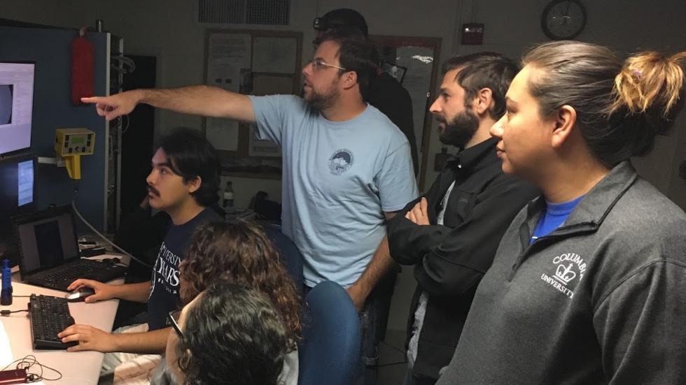 TAURUS trip to McDonald Observatory