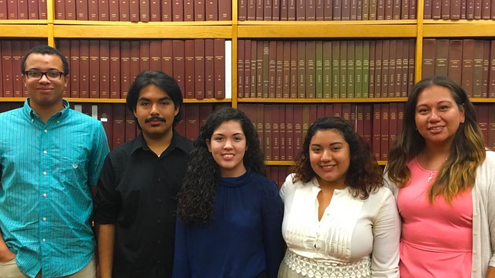 2016 TAURUS scholars