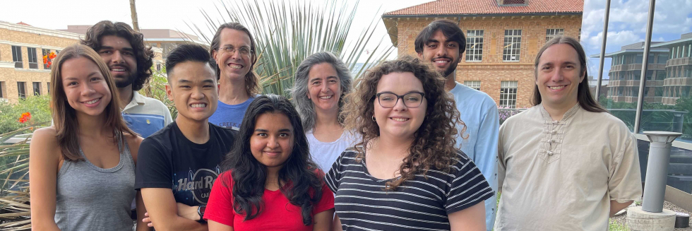 Russell Lab Group Photo